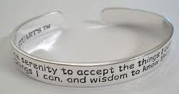 aa prayer bracelet